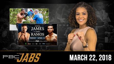 PBC Jabs: March 22, 2018