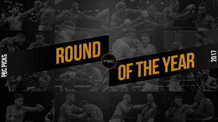 Best of PBC 2017: Round of the Year
