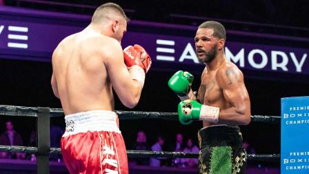 Dirrell vs Yildirim Watch Full Fight | February 23, 2019