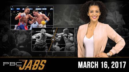 PBC Jabs: March 16, 2017