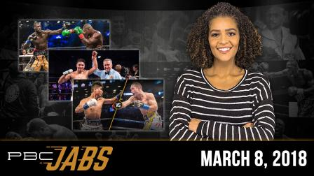 PBC Jabs: March 8, 2018
