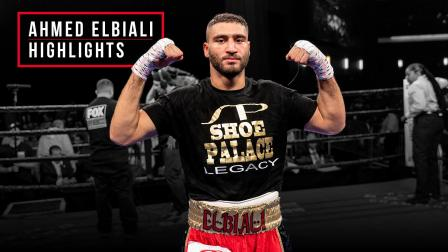 Ahmed Elbiali Highlights