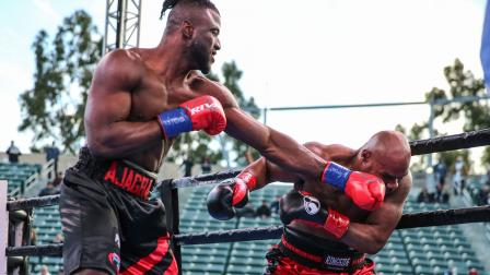 Ajagba vs Mansour - Watch Video Highlights | March 9, 2019