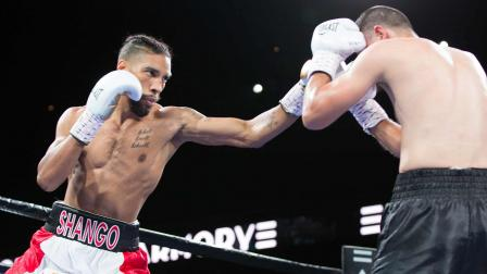 James vs Montes Full Fight: August 24, 2018 - PBC on FS1