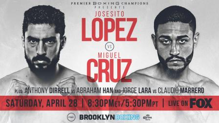 Lopez vs Cruz PREVIEW: April 28, 2018 - PBC on FOX
