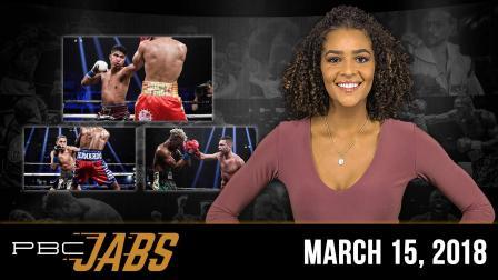 PBC Jabs: March 15, 2018