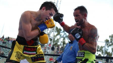 Figueroa vs Parejo - Watch Fight Highlights   April 20, 2019