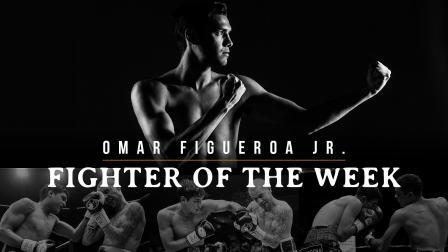Fighter of the Week: Omar Figueroa Jr.