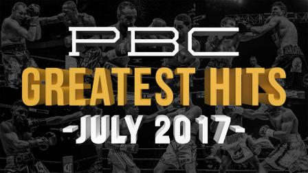 PBC Greatest Hits - July 2017