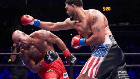 Breazeale vs Mansour full fight: January 23, 2016