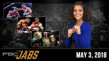 PBC Jabs: May 3, 2018