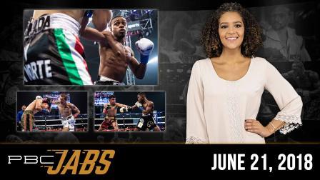 PBC Jabs: June 21, 2018