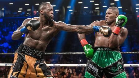 Wilder vs Ortiz 1 - Watch Full Fight | March 3, 2018