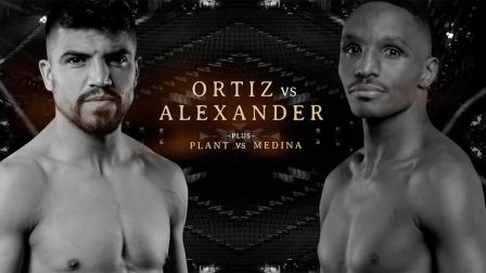 Ortiz vs Alexander Preview: February 17, 2018 - PBC on FOX