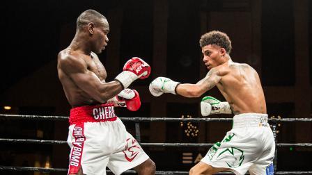 Cherry vs Galarza Highlights: April 13, 2018 - PBC on FS1