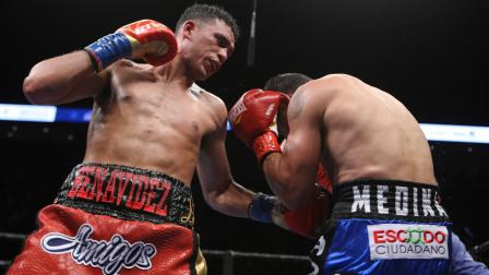 Benavidez vs Medina FULL FIGHT: May 20, 2017 - PBC on FS1