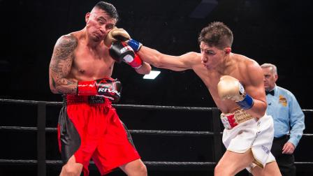 Vargas vs Herrera Highlights: December 15, 2017