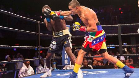 Jackson vs Uzcategui full fight: October 6, 2015