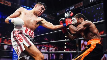 Ramos vs Nelson - Watch Fight Highlights | December 26, 2020