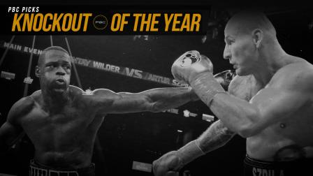 PBC Best of 2016: Knockout of the Year