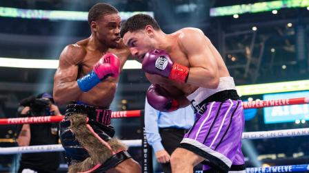Spence vs Garcia - Watch Fight Highlights | December 5, 2019