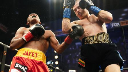 Stanionis vs Gonzalez - Watch Full Fight | December 16, 2020