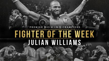 Fighter Of The Week: Julian Williams