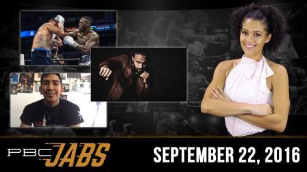 PBC Jabs: September 22, 2016