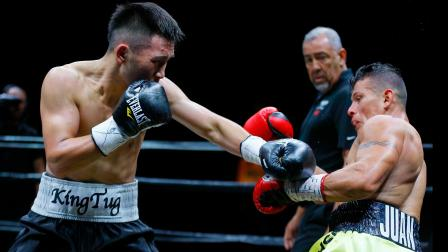 Escandon vs Nyambayar Full Fight: May 26, 2018 - PBC on FS1
