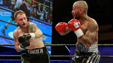 Vasquez vs Collazo FULL FIGHT: February 2, 2017 - PBC on FS1