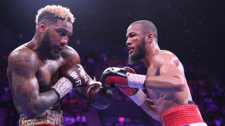 Hurd vs Williams - Watch Fight Highlights | May 11, 2019