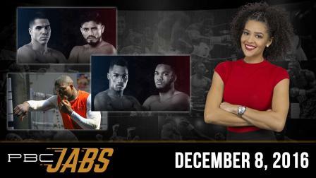 PBC Jabs: December 8, 2016