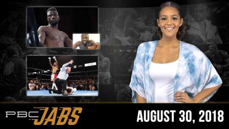 PBC Jabs: August 30, 2018