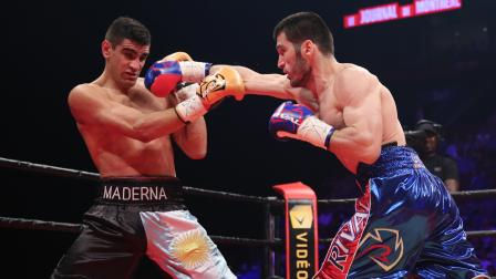 Beterbiev vs Maderna full fight: June 4, 2016