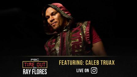 Caleb Truax is Ready for a Dog Fight