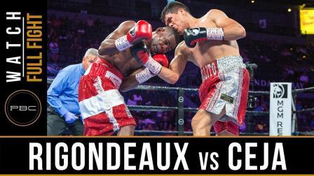 Guillermo Rigondeaux breaks down his fight with Julio Ceja