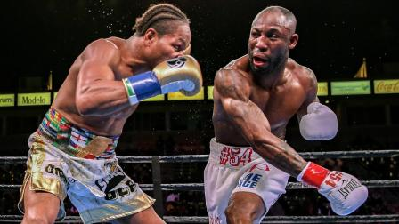 Before Pacquiao, Yordenis Ugas pushed Shawn Porter to the brink | Porter vs Ugas - Watch Fight Highlights