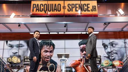 Manny Pacquiao vs Errol Spence Jr. - Kick Off Press Conference