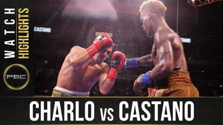 Charlo vs Castano — Watch Fight Highlights | July 17, 2021