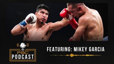 Mikey Garcia Sets His Sights on More Titles