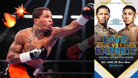 Behold the Firepower of Gervonta