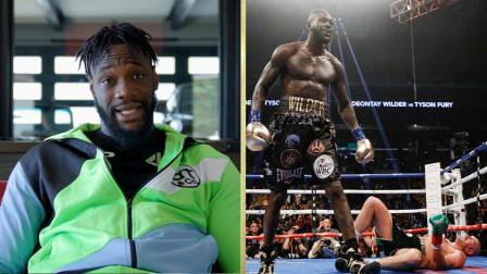 Deontay Wilder Plans to End Tyson Fury Trilogy With a BIG Knockout
