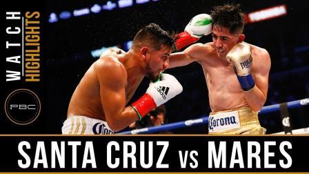 Santa Cruz vs Mares 2 - Watch Video Highlights   June 9, 2018