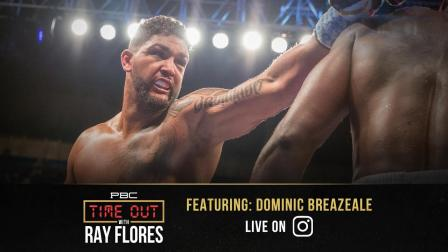 Dominic Breazeale Promises to Give Otto Wallin Plenty of Trouble