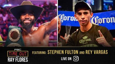 Stephen Fulton & Rey Vargas break down the super bantamweight division