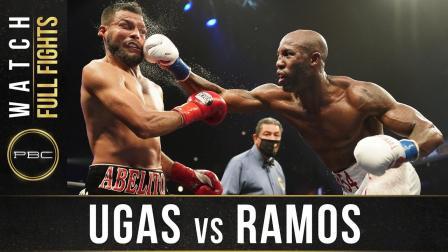 Ugas vs Ramos - Watch Full Fight | September 6, 2020