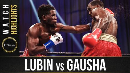 Lubin vs Gausha - Watch Fight Highlights | September 19, 2020