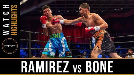 Ramirez vs Bone Highlights: June 20, 2017