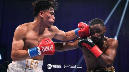 Leo vs Williams Full Fight Card HIGHLIGHTS: August 1, 2020