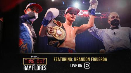 Brandon Figueroa Promises an All-Out Mexican War Against Luis Nery